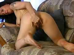 Hot Mature Milf Showing Off Her Body And Playing