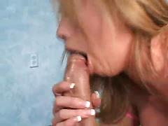 Hot Chick With Big Tits Gets Fucked And Gives Footjob