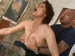 A Wife Fucks Her Husband To Make His Bad Day Good