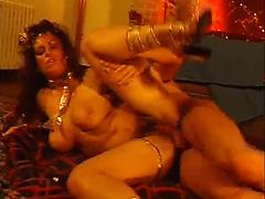 Sexy Mature Dancing Girl Kisses And Fucks Her Way To Pleasure