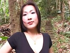 Romantic Asian Babe Enticed And Drilled By Stranger