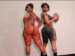 The body and cherokee d ass psexy oshoot black ebony cumshots ebony swal