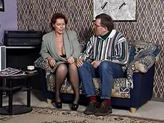 Mature german craves cock