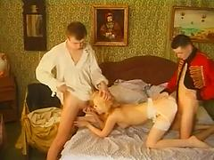 Ancient sex orgy from russia